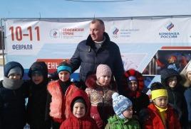 """""""День зимних видов спорта""""-2018"""