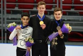 Артур Даниелян - второй на юниорском чемпионате мира!